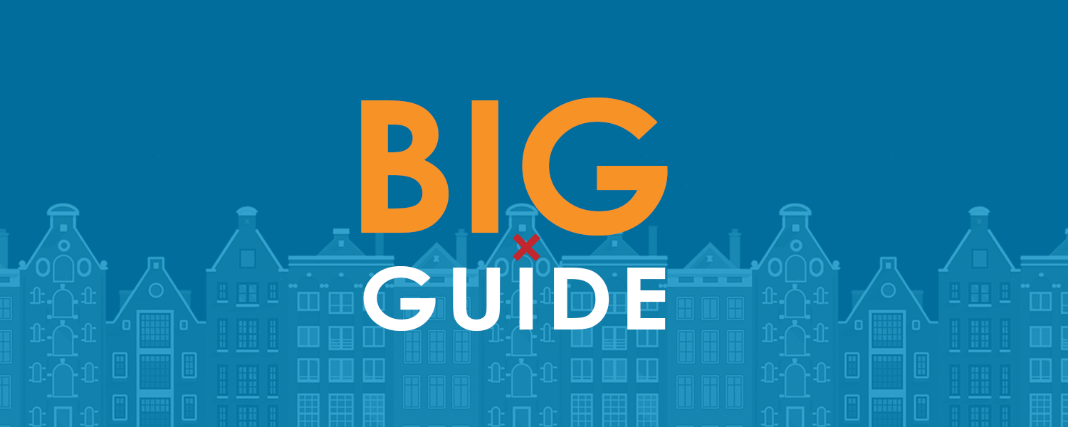 Guide Tours Amsterdam Header